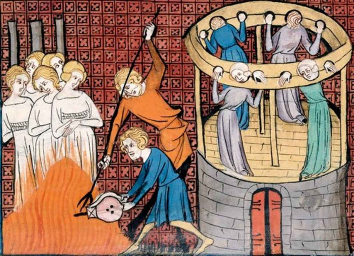 Medieval torture woman sexual pictures