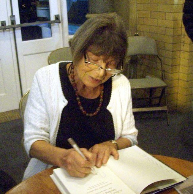 Pat Taub, WOW Blog, Portland, Maine